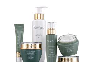 7 Gründe, warum Sie die neue Linie von Oriflame ausprobieren müssen – NovAge Ecollagen Wrinkle Power