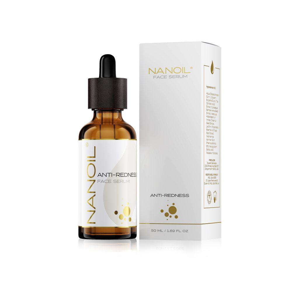 Lieblingsserum für die Haut mit Neigung zu Couperose Nanoil